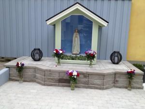 Prästgården och Birgittagården