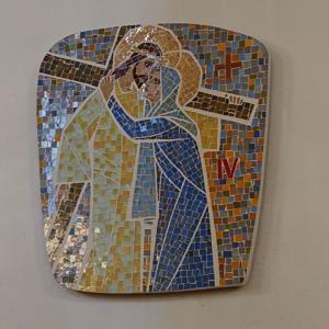 Station IV: Jesus möter sin moder